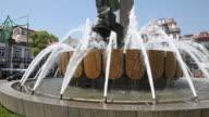 Guimaraes, Toural square, UNESCO World Heritage