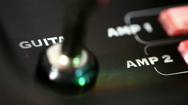Guitar Amp Input Jack