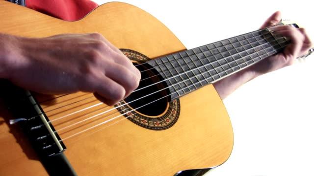 Guitar player (HD)