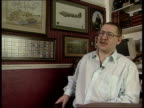 Police raids Depleted uranium Bristow interview SOT Ministry of Defence denied having information on depleted uranium Bristow watching video of...