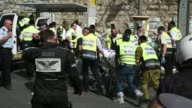 A gun attack on a bus and a car and knife assault in Jerusalem on Tuesday killed at least two people and wounded five in two separate incidents...
