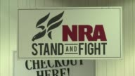 70000 gun enthusiasts are expected at the 2014 National Rifle Association convention in Indianapolis