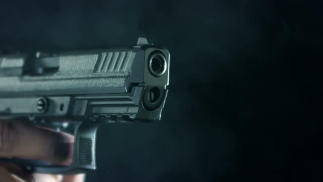 Pistola tiro