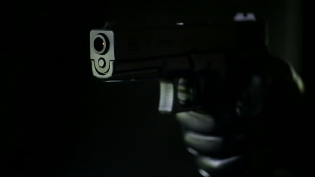 Pistol skytte