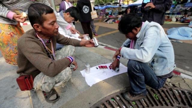 A gunman opens fire at an opposition rally in Thailand in a deadly attack that has inflamed tensions in the politically divided kingdom where anti...
