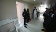 Gunmen attacked a Guatemala City hospital Wednesday in an effort to free a fellow gang member killing at least 6 including a child officials said