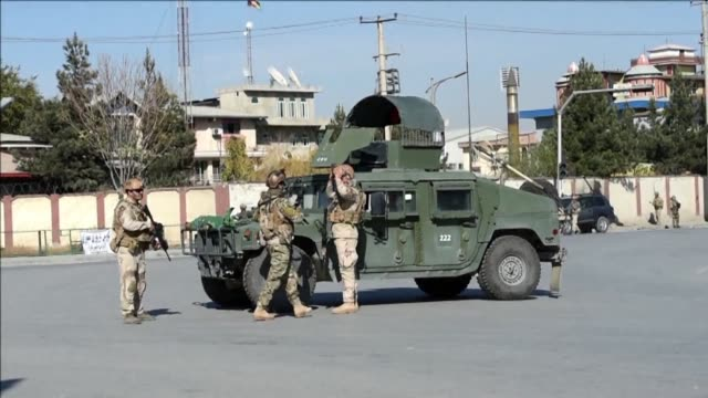 Gunmen disguised as policemen stormed a television station in Kabul on Tuesday killing at least two people and wounding several others in the latest...
