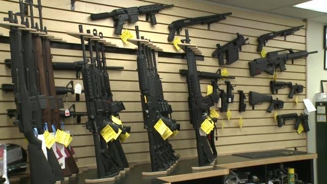 KSWB Guns Displayed