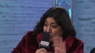 INTERVIEW Gurinder Chadha on directing a love story at Build London Interviews Viceroy's House on February 22 2017 in London England