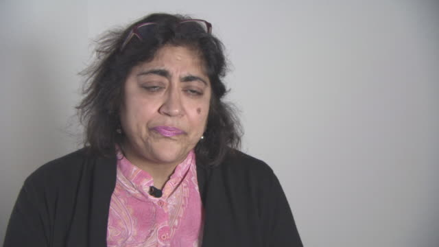 INTERVIEW Gurinder Chadha on if the British film industry has enough diversity at British Asian Trust Awards ambassador interviews at Claridges Hotel...