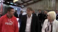 Guy Verhofstadt meets farmer Arthur Hughes in County Armagh who is concerned for Brexit's impact on his crossborder business Includes an interview...