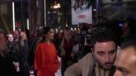 Return of Xander Cage including stars Vin Diesel Nina Dobrev MMA fighter Michael Bisping Donnie Yen Deepika Padukone Ruby Rose Hermoine Corfield Tony...