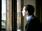 GVs Oxford University INT Alex Freudmann standing at window looking out across grounds EXT GV College grounds INT Alex Freudmann interviewed SOT To...