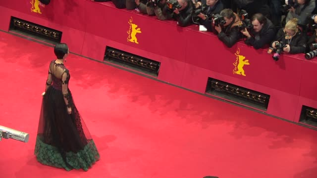 Gwei Lun Mei at Closing Ceremony Golden Bear Awards at Berlinale Palast on February 15 2014 in Berlin Germany
