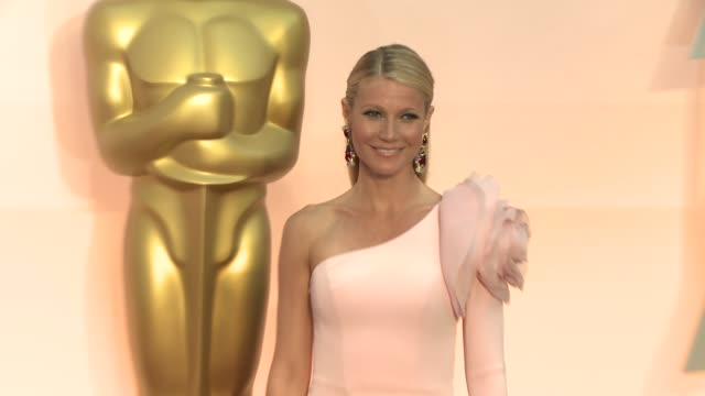 Gwyneth Paltrow at the 87th Annual Academy Awards Arrivals at Dolby Theatre on February 22 2015 in Hollywood California