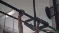 gym pull ups