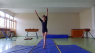 4K: Gymnastics.