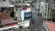 Habana città vecchia di Cuba