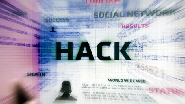 Hack Button (White)