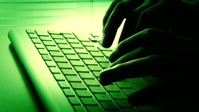 Hacker di tastiera