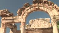 Hadrians Archway, Ephesus, Turkey