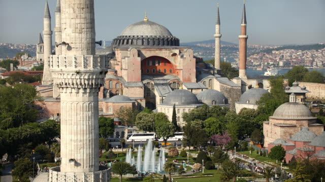 T/L HA WS Haghia Sophia, Istanbul, Turkey