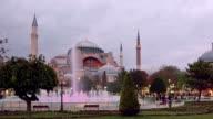 TL ZO Hagia Sophia day to night
