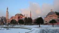 HD: Hagia Sophia, Istanbul, Turkey