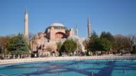 TIMELAPSE: Hagia Sophia (Ayasofya)