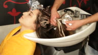 hair wash