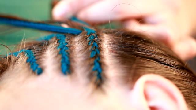 Frisur in