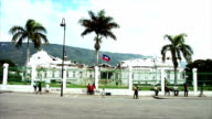 Haiti's Presidential Palace After the Earquake