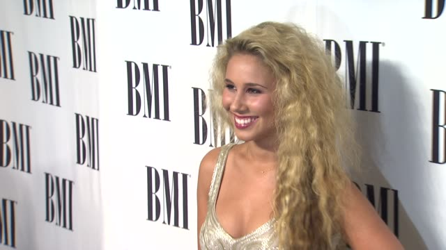 Haley Reinhart at 60th Annual BMI Pop Awards on 5/15/12 in Los Angeles CA