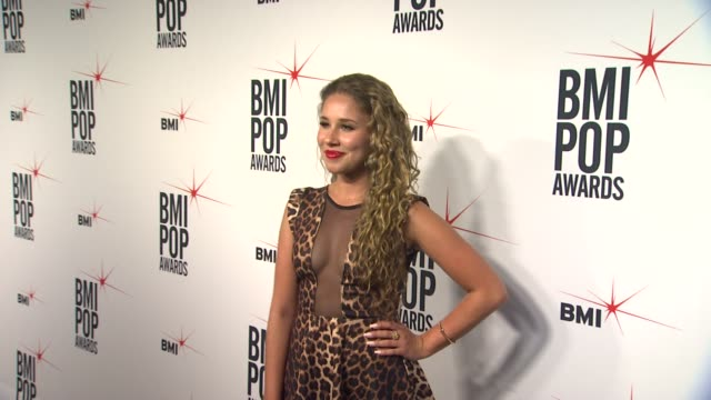 Haley Reinhart at 61st Annual BMI Pop Awards on 5/14/13 in Los Angeles CA