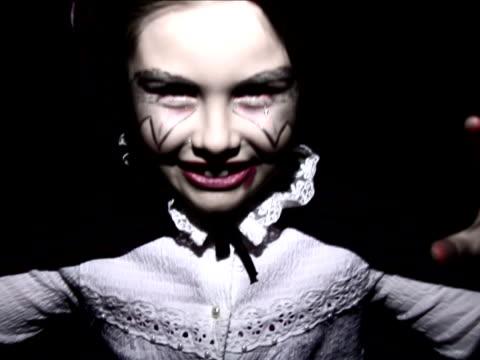 Halloween Vampire Girl - NTSC