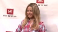 Halston Sage at Abercrombie Fitch Presents Their 2013 Stars On The Rise on 7/11/13 in Los Angeles CA