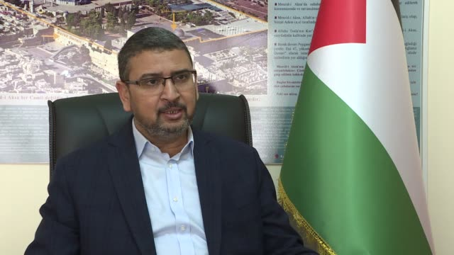 "Hamas spokesman Sami Abu Zuhri has described his group's relationship with Ankara as ""strong""'This strong relationship reflects the Turkish..."