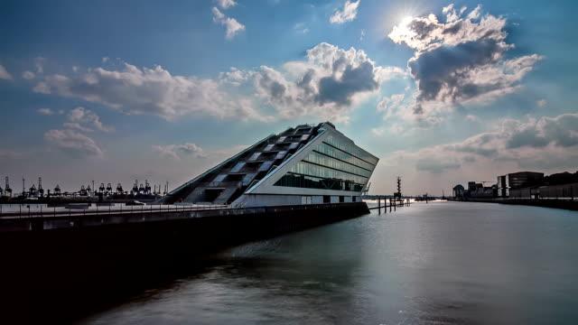 Hamburg Dockland Hyperlapse