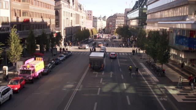 Hamngatan Stockholm Sweden.