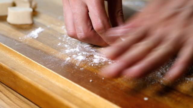 hand make gyoza sheets