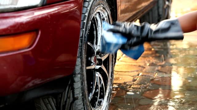 Hand wash auto