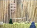 Hand Weaving Silk Carpets in Turkey