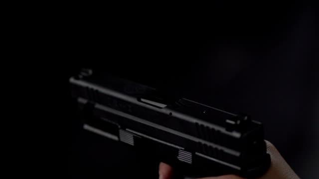 Pistola fuoco a rallentatore
