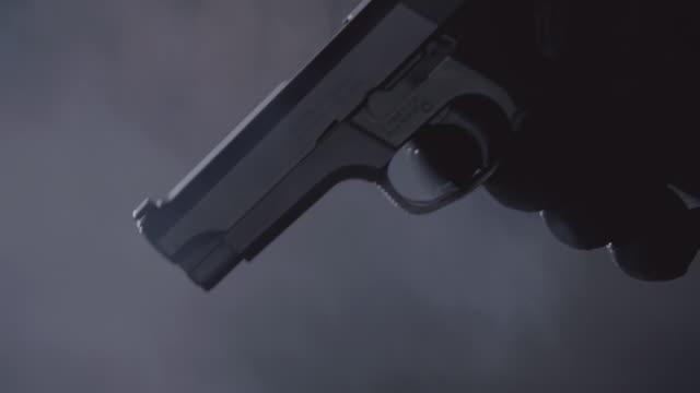 CU Handgun firing