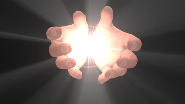 Hand of God Eröffnung
