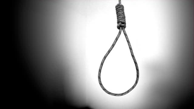hanging gallows