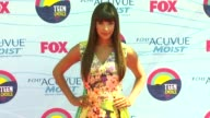 Hannah Simone at 2012 Teen Choice Awards on 7/22/12 in Los Angeles CA