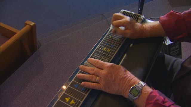 Hannibal, MissouriSteel Guitar Player