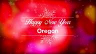 Happy New Year Oregon