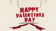 Happy Valentines Day greeting